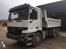 Mercedes construction dump truck Actros 3340