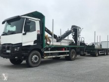 Camion grumier Renault Gamme K 460.19 DTI 11