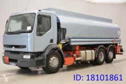 Camião cisterna productos químicos Renault Premium 370