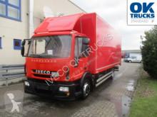 Грузовик Iveco Eurocargo ML120E25/P фургон б/у