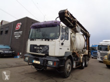 MAN 26.314 truck used concrete mixer