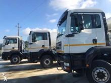 MAN TGA 35.350 truck used concrete mixer