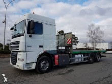 DAF XF105 510 truck used flatbed