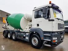 Camion béton toupie / Malaxeur MAN TGA 35.400