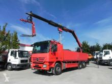 Mercedes Actros 2641 L 6x2 Pritsche Heckkran Palfinger, L truck