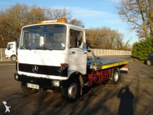 Mercedes car carrier truck 709