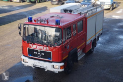 MAN 12.232 FA wohnmobile, expedition truck / Metz opbouw (MARGE)