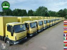 Iveco EuroCargo ML 75 E 16 P Koffer: 5,40x2,44m truck