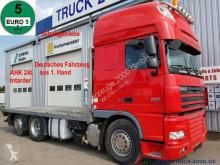 camion porte voitures DAF