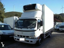Toyota Dyna 75.38 truck used mono temperature refrigerated