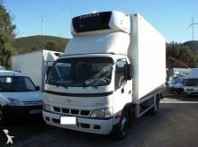 Ciężarówka chłodnia z regulowaną temperaturą używana Toyota Dyna 75.38