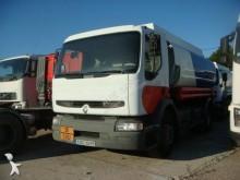 Lastbil tank råolja Renault Premium 250