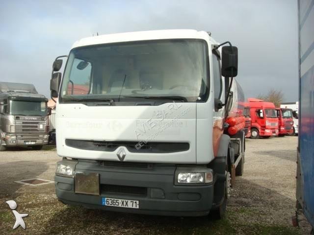 Voir les photos Camion Renault Premium 270 DCI