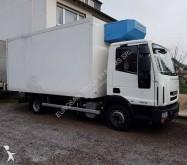 Vrachtwagen Iveco Eurocargo 75 E 18 tweedehands koelwagen
