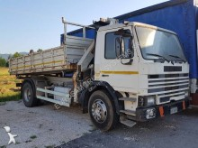 Scania M 82M truck used tipper