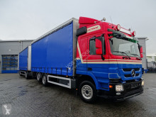Mercedes Actros 2644 tractor-trailer used tautliner