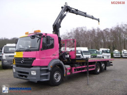 Camion Mercedes Axor 2529 plateau occasion