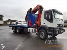 Camion platformă Iveco Eurotrakker