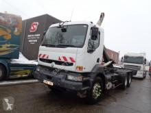 Used container truck Renault Kerax 340
