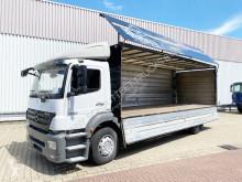 Mercedes box truck Axor 1833 L 4x2 1833 L 4x2 Getränkekoffer mit BÄR LBW