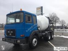 Camion calcestruzzo rotore / Mescolatore usato MAN 32.321