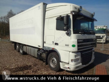 ciężarówka DAF 4 x XF 105/410 Schmitz Rohrbahn Carrier