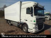 camion DAF 4 x XF 105/410 Schmitz Rohrbahn Carrier