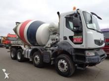 Renault concrete mixer truck Kerax 410
