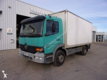 Mercedes Atego 1223 truck used plywood box