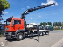MAN TGA 26.390 truck used flatbed