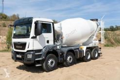 Camion calcestruzzo rotore / Mescolatore MAN TGS 41.430 8x4 / EuromixMTP EM 12m³ EURO 6