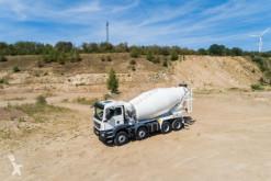 Camion béton toupie / Malaxeur MAN TGS 41.430 8x4 EuromixMTP EM 12m³ EURO 6d