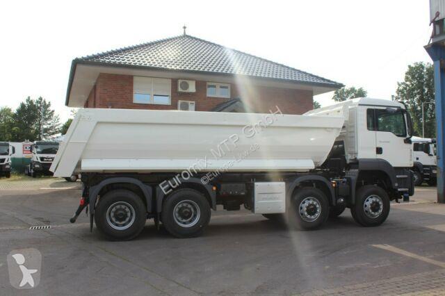 Voir les photos Camion MAN TGS 41.430 8x6 / Kipper / EURO 6d ( TG 3 )