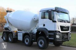Camión hormigón cuba / Mezclador MAN TGS 41.430 8x8/EuromixMTP EM 10m³