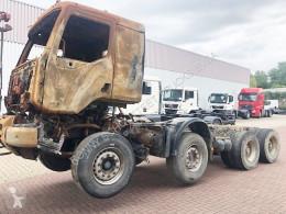 Camion châssis Renault Kerax 460.32 8x4 460.32 8x4 mit Brandschaden