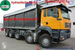 камион MAN TGA 41.440 10x8 35m³ hydr. Muldendeckel NL 26t.