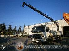 Volvo FM12 380 truck used flatbed