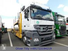 camion porte voitures Mercedes