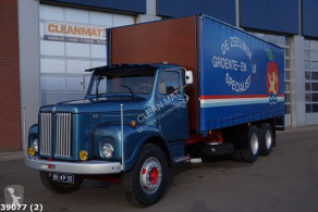 Scania S truck used box