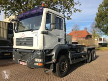Used container truck MAN TGA 33.390