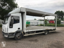 Camion Iveco ML100E17 MANUAL/HANDGESCHAKELD furgon second-hand
