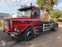 Camion transport containere Scania Torpedo