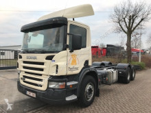 Scania P 270 truck used chassis
