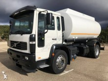 Used oil/fuel tanker truck Volvo FL6 250