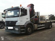 Camion Mercedes Axor 1833 NL plateau standard occasion