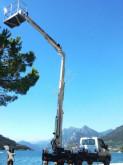Camión plataforma elevadora telescópica Cela