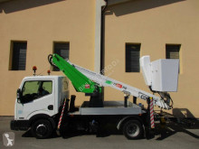 Comet telescopic aerial platform truck