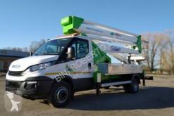 Comet truck new telescopic aerial platform
