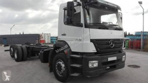Used chassis truck Mercedes Axor 2533