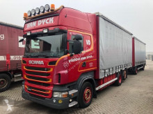Scania R 440 trailer truck used tautliner